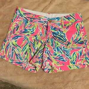Lilly Pulitzer the Callahan short